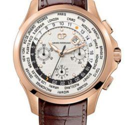 Ремонт часов Girard Perregaux 49700-52-134-BB6B WW.TC Traveller в мастерской на Неглинной