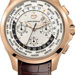 Ремонт часов Girard Perregaux 49700-52-134-ВB6B WW.TC Traveller Chronograph в мастерской на Неглинной