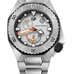 Ремонт часов Girard Perregaux 49960-11-131-11A Sea Hawk Vintage-Style в мастерской на Неглинной