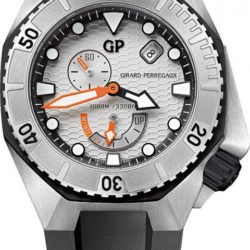Ремонт часов Girard Perregaux 49960-11-131-FK6A Sea Hawk 44 mm в мастерской на Неглинной