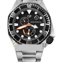 Ремонт часов Girard Perregaux 49960-11-631-11A Sea Hawk 44 mm в мастерской на Неглинной