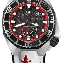 Ремонт часов Girard Perregaux 49960-19-1218SGD1A Sea Hawk 44 mm в мастерской на Неглинной