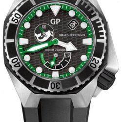 Ремонт часов Girard Perregaux 49960-19-1305SFK6A Sea Hawk Mission Of Mermaids в мастерской на Неглинной