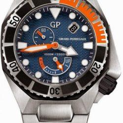 Ремонт часов Girard Perregaux 49960-19-431-11A Sea Hawk 44 mm в мастерской на Неглинной