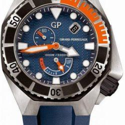 Ремонт часов Girard Perregaux 49960-19-431-FK4A Sea Hawk 44 mm в мастерской на Неглинной