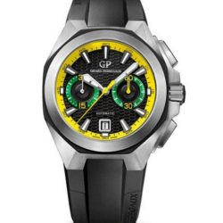 Ремонт часов Girard Perregaux 49970-11-1302SFK6B Small Chronograph Chrono в мастерской на Неглинной