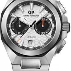 Ремонт часов Girard Perregaux 49970-11-133-11A Sea Hawk Chrono в мастерской на Неглинной