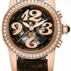 Ремонт часов Girard Perregaux 80440D52AB11-BKBA Small Chronograph 32 mm в мастерской на Неглинной