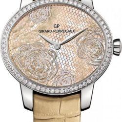 Ремонт часов Girard Perregaux 80476D11A801-CK8A Cat's Eye Eye Bloom в мастерской на Неглинной