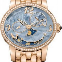 Ремонт часов Girard Perregaux 80483D52A661-52A Cat's Eye Annual & Zodiac Calendars в мастерской на Неглинной