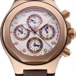Ремонт часов Girard Perregaux 90190-52-131-BBED Haute Horlogerie Laureato Evo3 Perpetual Calendar Chronograph в мастерской на Неглинной