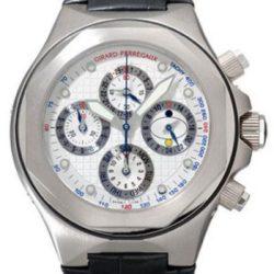 Ремонт часов Girard Perregaux 90190-53-131-BB6D Haute Horlogerie Laureato Evo3 Perpetual Calendar Chronograph в мастерской на Неглинной