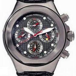 Ремонт часов Girard Perregaux 90190-53-231-BB6D Haute Horlogerie Laureato Evo3 Perpetual Calendar Chronograph в мастерской на Неглинной