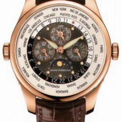 Ремонт часов Girard Perregaux 90280-52-231-BACA Haute Horlogerie WW.TC Perpetual Calendar в мастерской на Неглинной