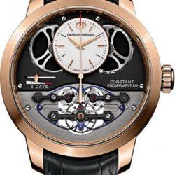 Ремонт часов Girard Perregaux 93500-52-731-BA6D Haute Horlogerie Constant Force Escapement в мастерской на Неглинной