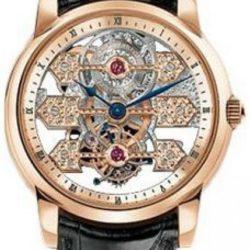 Ремонт часов Girard Perregaux 99060-52-000-ВA6A Haute Horlogerie Triple Bridge Tourbillon в мастерской на Неглинной