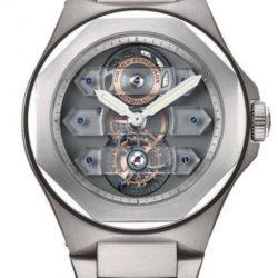 Ремонт часов Girard Perregaux 99071-27-000-21A Haute Horlogerie Laureato Triple Bridge Tourbillon в мастерской на Неглинной