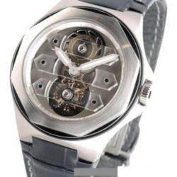 Ремонт часов Girard Perregaux 99071-27-000-BL6A Haute Horlogerie Laureato Triple Bridge Tourbillon в мастерской на Неглинной