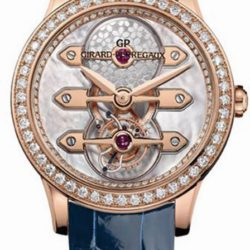 Ремонт часов Girard Perregaux Tourbillon with Three Gold Bridges Lady Silver 1966 Ladies 38 mm в мастерской на Неглинной