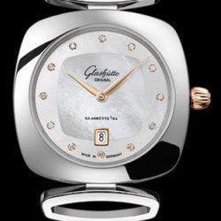 Ремонт часов Glashutte Original 1-03-01-08-06-14 Lady Serenade Pavonina в мастерской на Неглинной