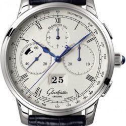 Ремонт часов Glashutte Original 1-37-01-02-03-30 Senator Chronograph Panorama Date в мастерской на Неглинной