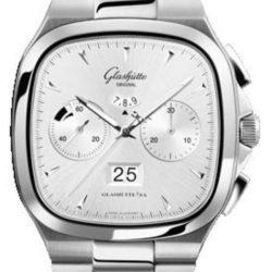 Ремонт часов Glashutte Original 1-37-02-02-02-70 Seventies Panorama Date Chronograph в мастерской на Неглинной