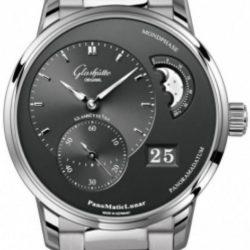 Ремонт часов Glashutte Original 1-90-02-43-32-24 Pano PanoMaticLunar 40 mm в мастерской на Неглинной