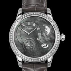 Ремонт часов Glashutte Original 1-90-12-02-12-02 Pano Panomatic Luna в мастерской на Неглинной