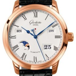 Ремонт часов Glashutte Original 100-02-22-05-05 Senator Senator Perpetual Calendar в мастерской на Неглинной