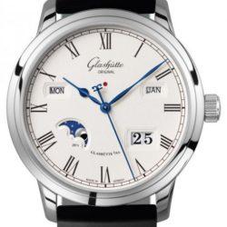 Ремонт часов Glashutte Original 100-02-22-12-04 Senator Senator Perpetual Calendar в мастерской на Неглинной