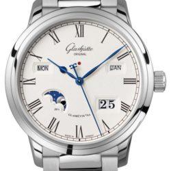Ремонт часов Glashutte Original 100-02-22-12-14 Senator Senator Perpetual Calendar в мастерской на Неглинной