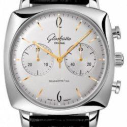 Ремонт часов Glashutte Original 39-34-03-32-04 Sixties Sixties Square Chronograph в мастерской на Неглинной