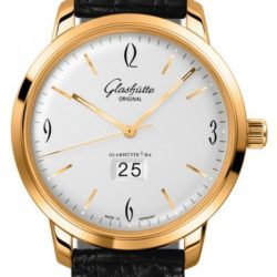 Ремонт часов Glashutte Original 39-47-01-01-04 Sixties Sixties Panorama Date в мастерской на Неглинной