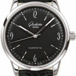 Ремонт часов Glashutte Original 39-52-04-02-04 Sixties 39mm в мастерской на Неглинной