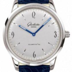 Ремонт часов Glashutte Original 49-12-01-04-04 Sixties Sixties в мастерской на Неглинной