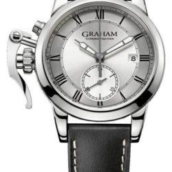 Ремонт часов Graham 1695-Silver Chronograph Chronofighter 1695 1695 Silver Chronograph в мастерской на Неглинной