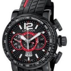 Ремонт часов Graham 2BLBB.B04A.K60N Silverstone Luffield GMT в мастерской на Неглинной