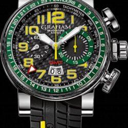 Ремонт часов Graham 2BLCB-B30A Silverstone Stowe GMT в мастерской на Неглинной