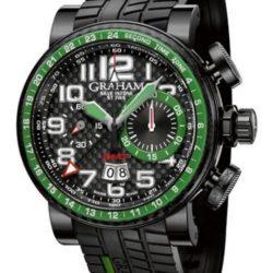 Ремонт часов Graham 2BLCB.B07A.K56N Silverstone Stowe GMT в мастерской на Неглинной