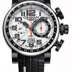 Ремонт часов Graham 2BLCD.W04A Silverstone Stowe GMT в мастерской на Неглинной