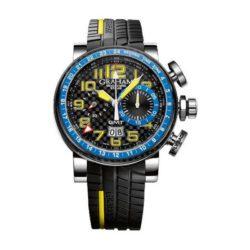 Ремонт часов Graham 2BLCH-B06A Silverstone Stowe GMT в мастерской на Неглинной