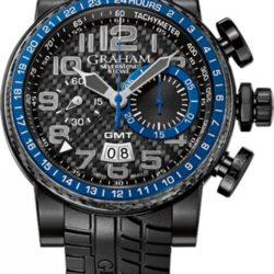 Ремонт часов Graham 2BLCH-B33A Silverstone Stowe GMT в мастерской на Неглинной