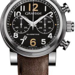 Ремонт часов Graham 2BLFS.B36A Silverstone Vintage 30 в мастерской на Неглинной