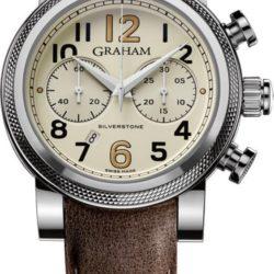 Ремонт часов Graham 2BLFS.W06A Silverstone Vintage 30 в мастерской на Неглинной