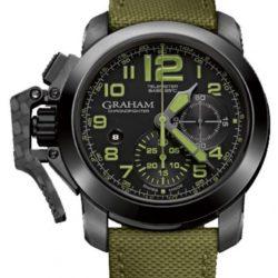 Ремонт часов Graham 2CCAU-G01A Chronofighter 2CCAU.G01A в мастерской на Неглинной
