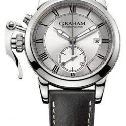 Ремонт часов Graham 2CXAY.S05A Chronofighter 1695 Silver 2013 в мастерской на Неглинной