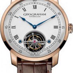 Ремонт часов Graham 2GGCP.W01A Geo. Graham Tourbillon в мастерской на Неглинной