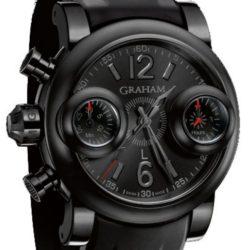 Ремонт часов Graham 2SWAB-B35L Swordfish All Black в мастерской на Неглинной