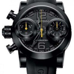 Ремонт часов Graham 2SWBB-Y36L Swordfish Booster Black в мастерской на Неглинной