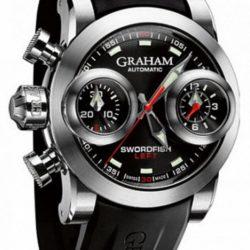 Ремонт часов Graham 2SWBS.B29L Swordfish Booster в мастерской на Неглинной